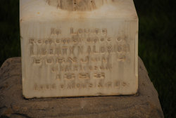Liberty Virginia Aldrich