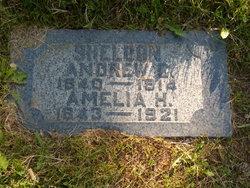 Amelia Harriett <I>Upham</I> Sheldon