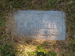 Benjamin R Stickley