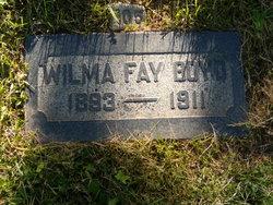 Wilma Fay Boyd