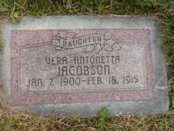 Vera Antonetta Jacobson