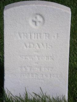 Pvt Arthur J. Adams