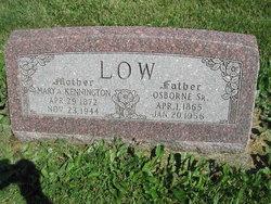 Mary Ann <I>Kennington</I> Low