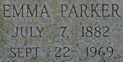 Emma Jane <I>Parker</I> Collins