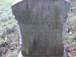 Frankie A Adams
