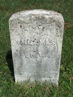 Pvt Martin L. Ames