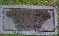 Laura <I>Penney</I> Baker