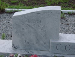 Allen Lester Cook