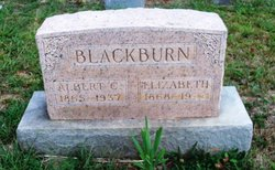 Elizabeth <I>Tuggle</I> Blackburn