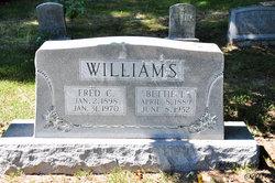 Fred C. Williams