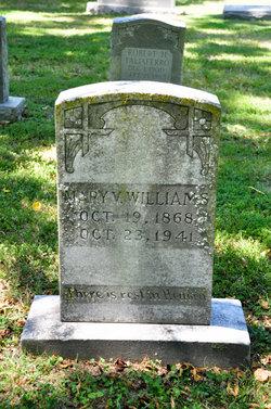 Mary V. Williams