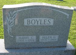 Helen Gertrude <I>Shultz</I> Boyles