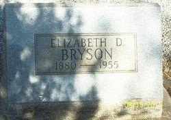 Elizabeth <I>Dial</I> Bryson