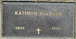Julia Kathryn <I>Braun</I> VanErem