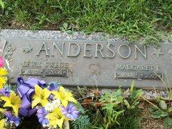 Margaret P <I>Walker</I> Anderson