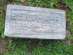 Bertha R Deininger