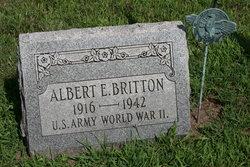 PVT Albert E. Britton
