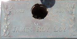 """James Roy """"Jimmy"""" Loy"""