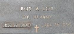 Roy A Loy