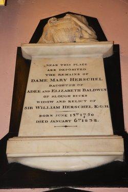 Mary Herschel