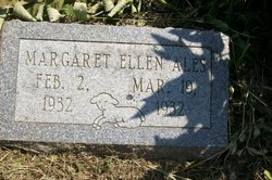 Margaret Ellen Ales