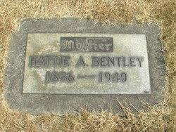 Hattie <I>Anderson</I> Bentley