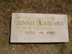 Jennie <I>Conway</I> Garland