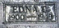 Edna Cora <I>Johnson</I> Alexander