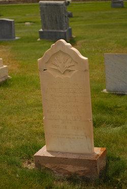 """Anna Eliza """"Annie Lizzie"""" Buchanan"""