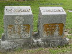 Wilson Wade Vann