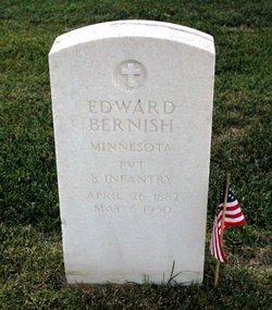 Edward Bernish