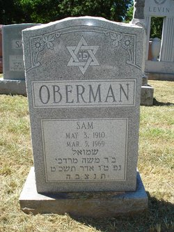 "Samuel ""Sam"" Oberman"