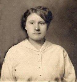 Maude V. <I>Cox</I> Holderman