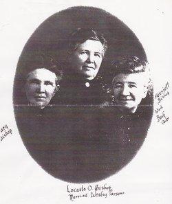 Henrietta Caroline <I>Bishop</I> Hubbard