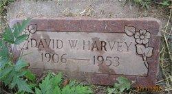 David W Harvey