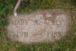 Mary Althea <I>Beal</I> Alley