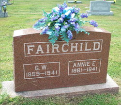 Annie E. <I>Smith</I> Fairchild