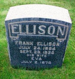 Eva Nancy <I>Despain</I> Ellison