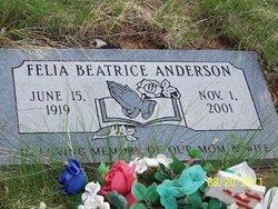 Felia Beatrice Anderson