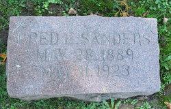 Fred Emil Sanders