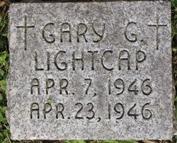 Gary George Lightcap