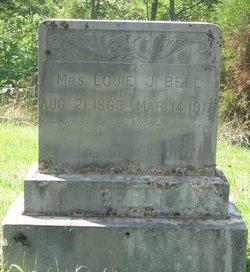 Mrs Louie J. Bell
