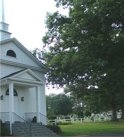Walkers Methodist Church Cemetery