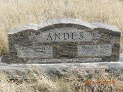 Martha Ann Andes