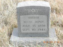 Nettie Iola <I>Turner</I> Depuy
