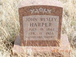 John Wesley Harper