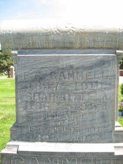 "Francelia C ""Frank"" Gammell"