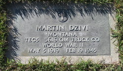 Martin Dzivi