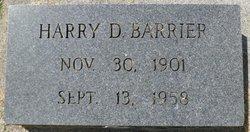 Harry Dutton Barrier