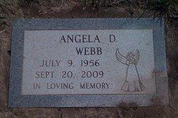 Angela Dell <I>Yeakey</I> Webb
